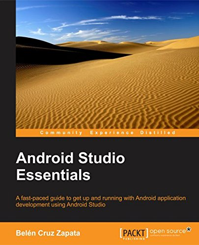 Android Studio Essentials cover